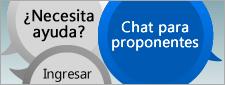 Ir a Chat para proponentes