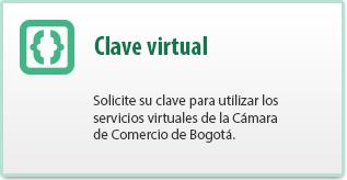 Clave virtual